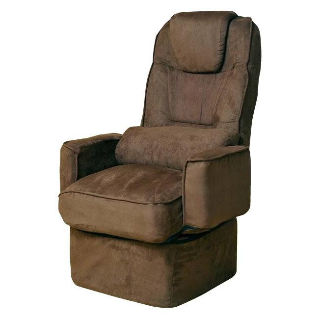 【送料無料】【取り寄せ】 回転高座椅子(1脚)【代引き不可】