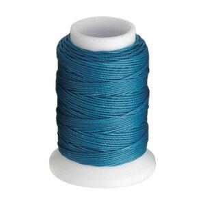 【新生活応援セール】SEIWA (レザークラフト 糸2) Wロービキ糸 0番手 50M巻 (ターコイズ)【取り寄せ・同梱注文不可】