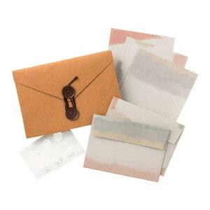 【暮らしラクラク応援セール】Carry Letter レターセット CITY PCL-04【取り寄せ・同梱注文不可】
