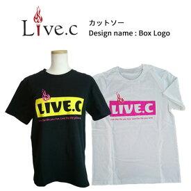 【営業日即日発送】2019年モデル LIVE.C Tシャツ カットソー VOL.2 メンズ レディース lc201904