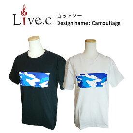 【営業日即日発送】2019年モデル LIVE.C Tシャツ カットソー VOL.2 メンズ レディース アパレル lc201907