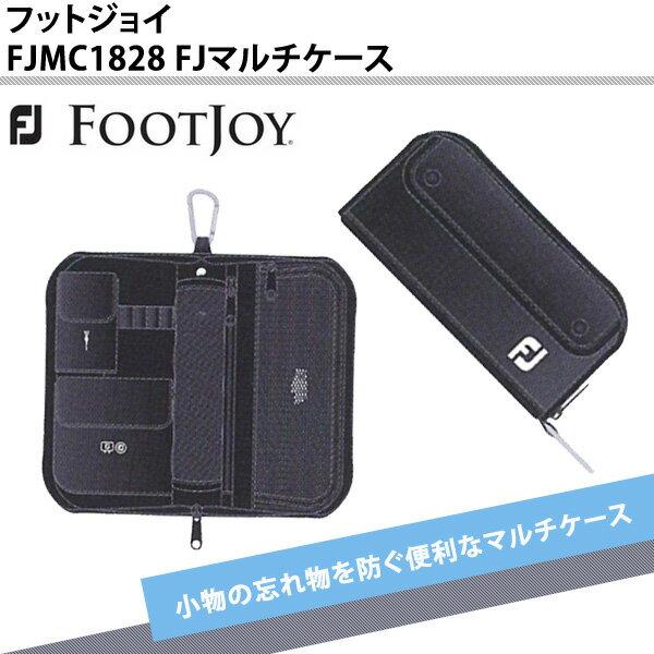 【即日発送】フットジョイ FJMC1828FJマルチケース【Foot Joy】【FOOT JOY】【ゴルフアクセサリ】【ASU】