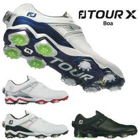 (営業日即日発送)(ポイント10倍)【BOAタイプ】フットジョイ TOUR X Boa ツアー X ボア メンズ ゴルフシューズ (即納)【ASU】