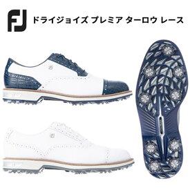 (営業日即日発送) フットジョイ ゴルフシューズ ドライジョイズプレミア ターロウ レース メンズ スパイク 2021年モデル (即納)[FootJoy]