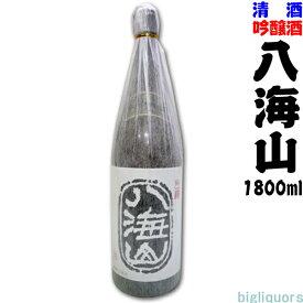 【2019年4月以降】八海山 吟醸 1800ml 【八海醸造】【冷1】