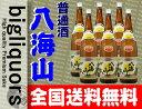 【2017年9月以降】送料無料 八海山 普通酒 1800ml 6本セット 【八海醸造】