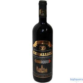 キンズマラウリ(赤)750ml瓶Kindzmarauliジョージアワイン≪配送選択にご注意≫