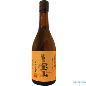富乃宝山 720ml 【西酒造】