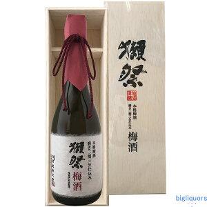 獺祭梅酒 720ml〔化粧箱入〕磨き二割三分仕込み【旭酒造株式会社】【□】