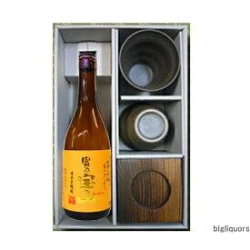 富乃宝山カップ付焼酎セット酔々工房【□】