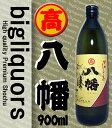 八幡 (はちまん) 25度 900ml【高良酒造】