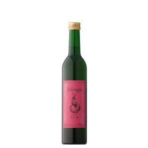 木戸泉 Afruge No1 純米 赤ワイン樽貯蔵 500ml 【日本酒/千葉県/木戸泉酒造】