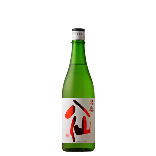 陸奥八仙 赤ラベル 特別純米〔火入れ〕 720ml 【日本酒/青森県/八戸酒造】【冷蔵推奨】