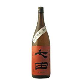 七田 七割五分磨き 純米 山田錦 1800ml 【日本酒/佐賀県/天山酒造】