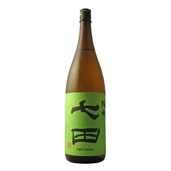 七田 純米〔火入れ〕 1800ml 【日本酒/佐賀県/天山酒造】