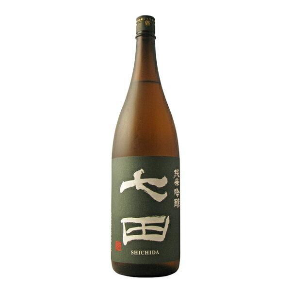 七田 純米吟醸〔火入れ〕 1800ml 【日本酒/佐賀県/天山酒造】