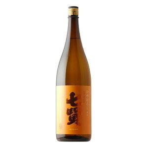 七賢 純米ひやおろし 1800ml 【日本酒/山梨県/山梨銘醸】【冷蔵推奨】