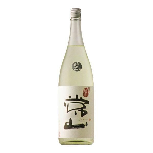 常山 純米超辛 直汲生 1800ml 【日本酒/福井県/常山酒造】【要冷蔵商品】