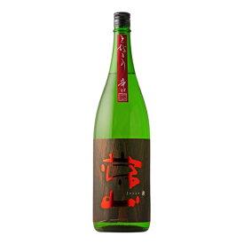 常山 とびっきり辛口 特別純米 1800ml 【日本酒/福井県/常山酒造】【冷蔵推奨】