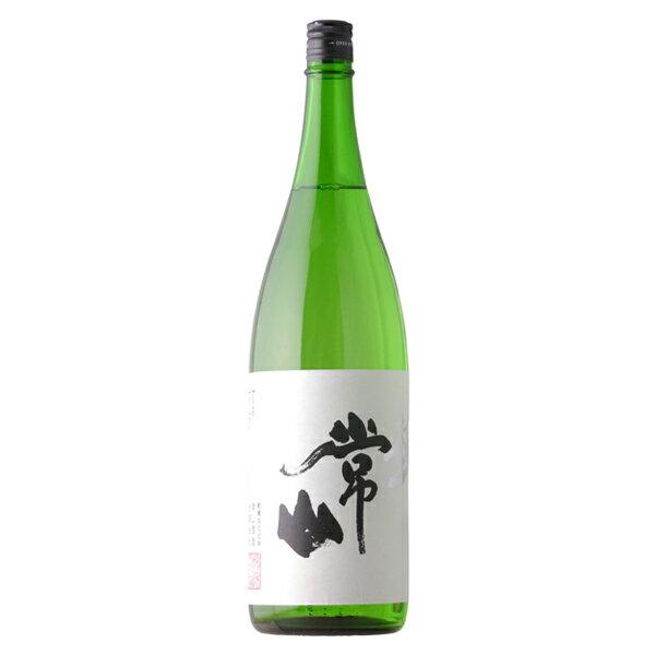 常山 純米超辛 1800ml 【日本酒/福井県/常山酒造】