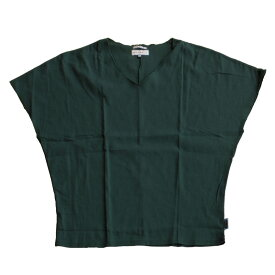 [SOU・SOU]高島縮 袖なしジバン/深緑色(しんりょくしょく)【SOU・SOU阿波おどりStyle】