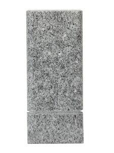 石製お位牌 2型 香川県産最高級御影石「庵治石細目」【国産石】