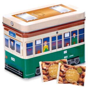 アーモンドクッキー651型缶 14枚入