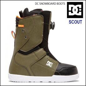 2019/2020 ディーシースノーボード ブーツ 【ディーシー】DC snowboardboots SCOUT
