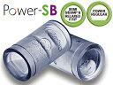 【メール便可】 【ABS Turbo Grips】 パワーSB アイスグリップ 外径31/32インチ レギュラーサイズ【同一サイズ5個セ…