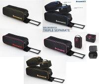 【Brunswick】BC180-15Tトリプルセパレートカートバッグ