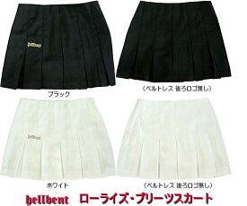 【HELLBENT 受注生産】 ヘルベント ローライズ・プリーツスカート