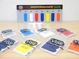 【メール便可】 【VISE】 バイス フィールテープ(インサートテープ) 【1インチ30枚、3/4インチ32枚、1/2インチ36枚】【単品】