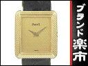 ☆B楽市ネット店☆本物 ピアジェ PIAGET K18YG レディース 手巻き 腕時計 ウォッチ 41547【中古】