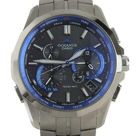 ☆B楽市本店☆ CASIO カシオ オシアナス メンズ ソーラー 腕時計 OCW-S2400 【時計】【中古】
