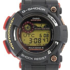 ☆B楽市本店☆ CASIO カシオ G-SHOCK フロッグマン メンズ ソーラー 腕時計 GWF-1035F 【時計】【中古】