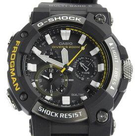 ☆B楽市本店☆ CASIO カシオ フロッグマン メンズ ソーラー 腕時計 GWF-A1000-1AJF 5623 【時計】【中古】
