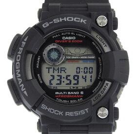 ☆B楽市本店☆ CASIO カシオ G-SHOCK フロッグマン メンズ ソーラー 腕時計 GWF-1000 【時計】【中古】
