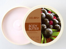 DELON BODY BUTTER CAI & GOJI(デロン ボディーバター アサイー&クコ)