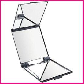【送料無料】キュービックミラー 【立体三面鏡】ルアン