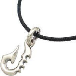 フィッシュフック シルバーチャーム*BWL(ビルウォールレザー)Fish Hook