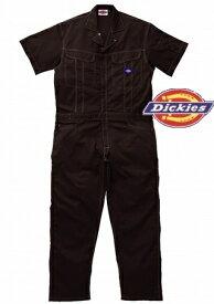 【つなぎ ディッキーズ 半袖】dickies【送料無料】半袖ツナギディッキーズつなぎ服【711】OP