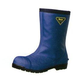 レコ4DX【長靴】冷蔵庫用 シバタ工業( 新品番NR021ネイビー、NR031オレンジ)