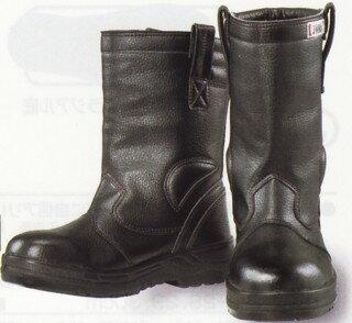 【安全靴】安全シューズ半長靴【セーフティーシューズ】☆おたふく JW777