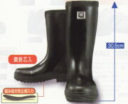 【安全軽半ゴム長靴】天然ゴム長靴☆JW711軽半ゴム長靴