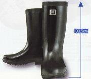 【長靴】天然ゴム長靴☆JW721軽半ゴム長靴