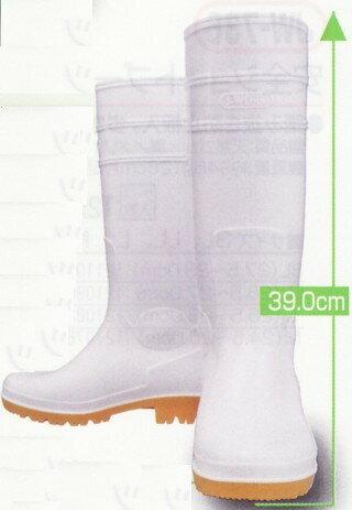 【耐油長靴】耐油・抗菌・防滑・長靴☆おたふく JW708ロングタイプ