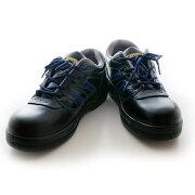 【安全靴】安全シューズ静電短靴タイプ【セーフティーシューズ】☆JW753