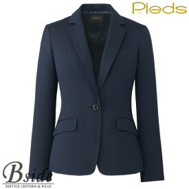 ピエ【Pieds】 ジャケット HCJ3610 上質ウールの風合いを実感 一年中、心地いい調温調湿素材 【ジャケット】 【レディース】 3610 series