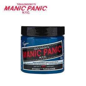 MANIC PANIC マニックパニック Atomic Turquois(アトミックターコイズ)118ml