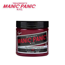 MANIC PANIC マニックパニック VampireRed(ヴァンパイアレッド)118ml